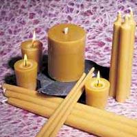 Стеарин – основная составляющая свечей